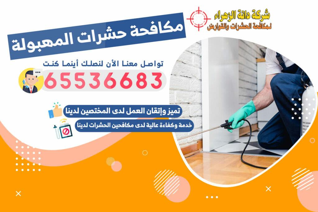 مكافحة الحشرات المهبولة 65536683 الكويت