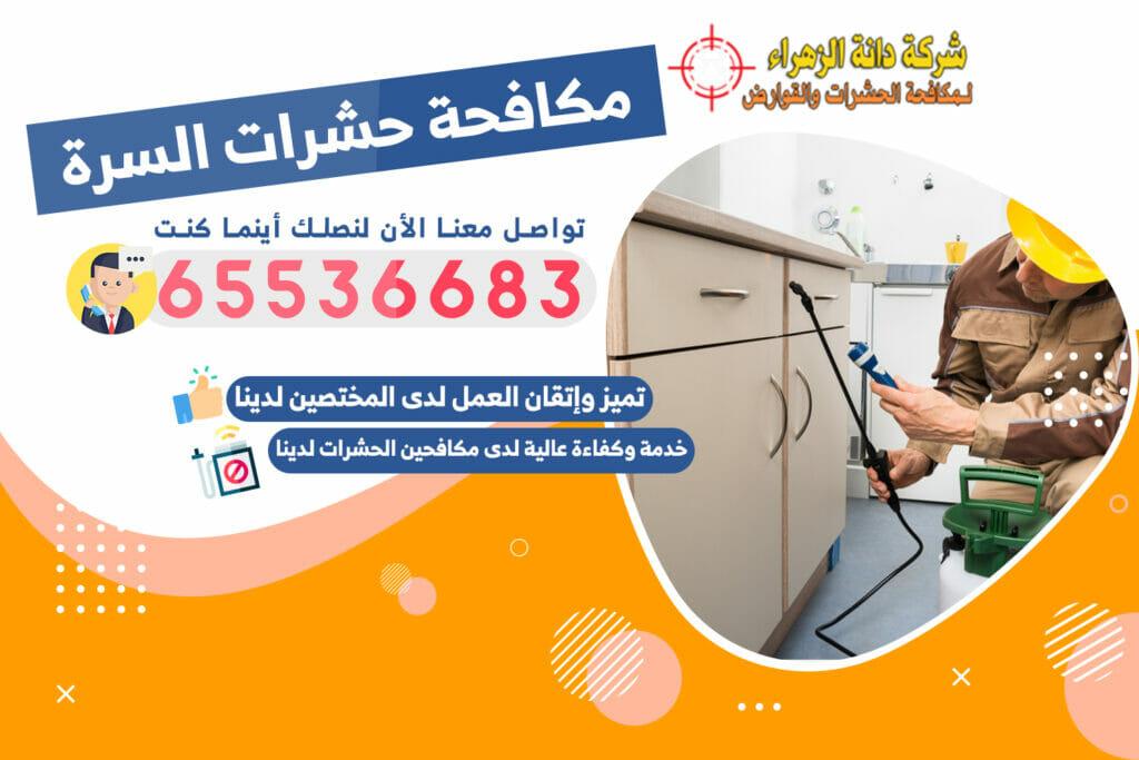 مكافحة الحشرات السرة 65536683 الكويت