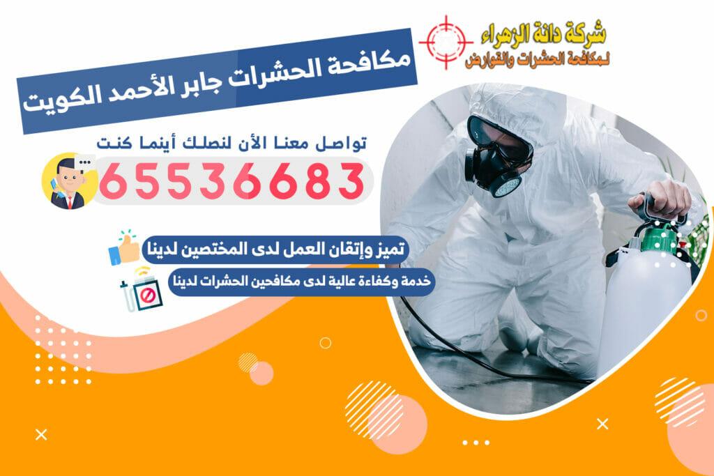 مكافحة الحشرات جابر الأحمد 65536683 الكويت