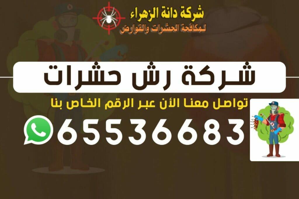 شركة رش حشرات 65536683