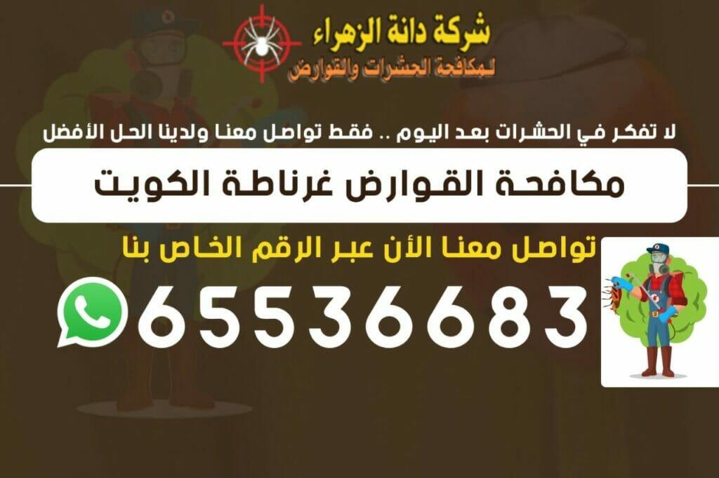 مكافحة القوارض غرناطة 65536683 الكويت