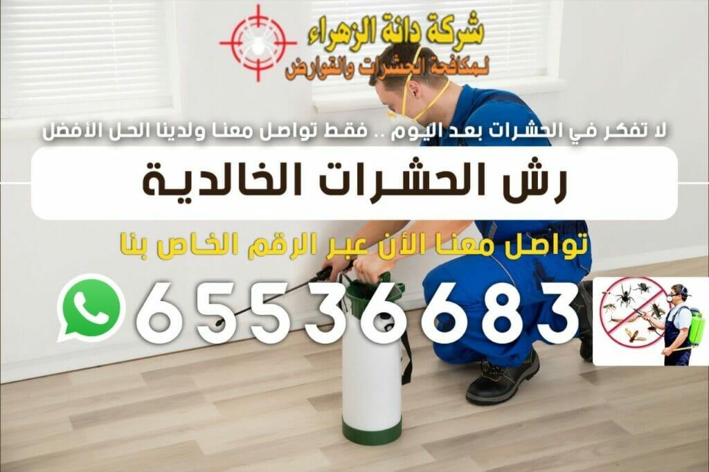 رش الحشرات الخالدية 65536683