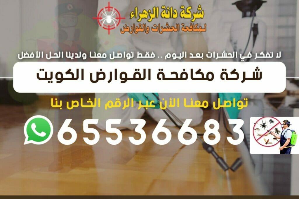 شركة مكافحة القوارض 65536683 الكويت