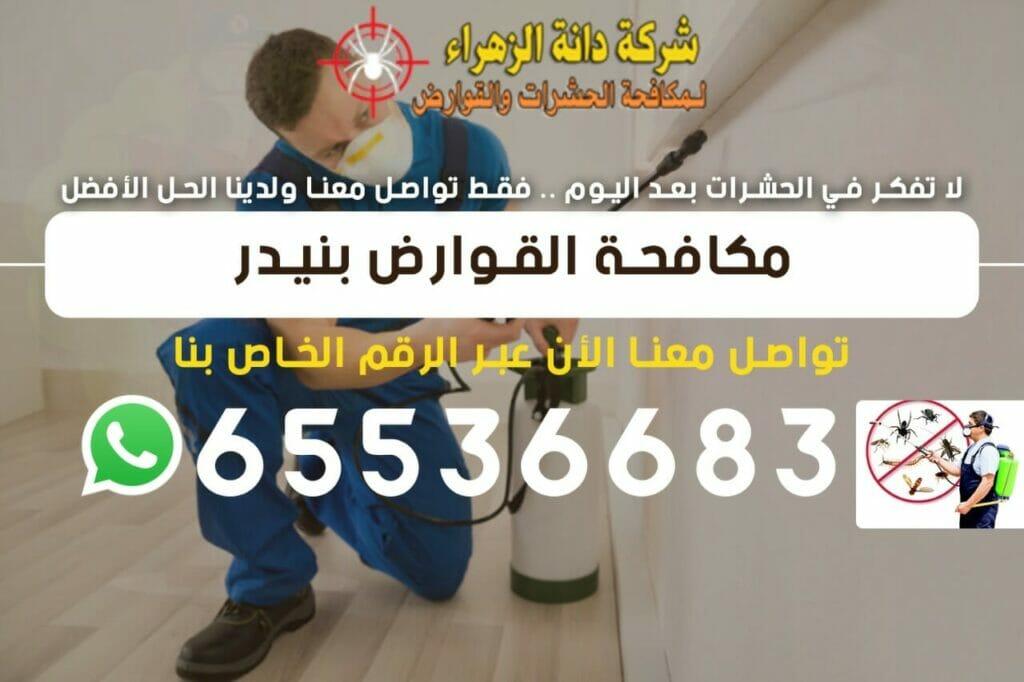 مكافحة القوارض بنيدر 65536683