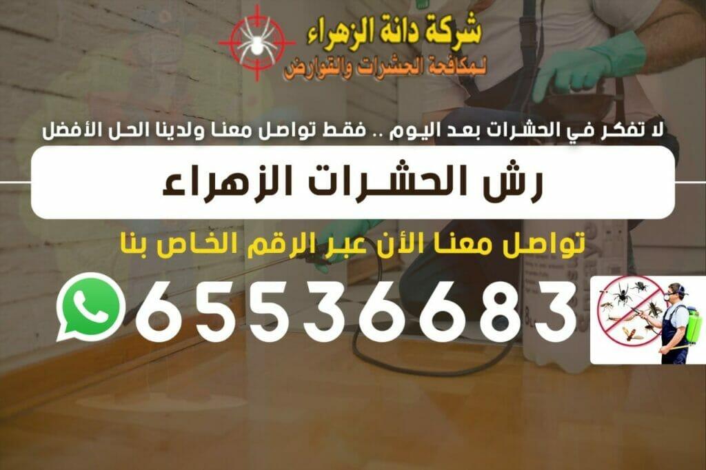 رش الحشرات الزهراء 65536683