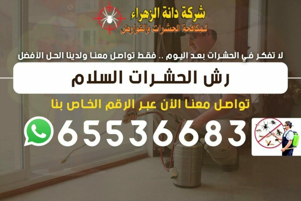 رش الحشرات السلام 65536683