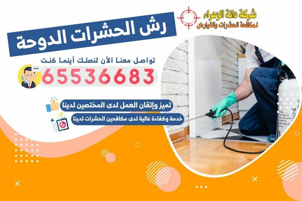 رش الحشرات الدوحة 65536683